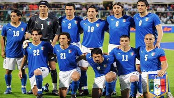 Italia Memaksimalkan Kematangan Bola Liputan6 Com