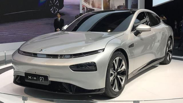 Mobil terbaru milik XPeng Motors, P7 siap menjadi rival Tesla Model 3