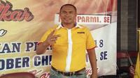 Dua Malam Sehari, kini menjabat askab PSSI Kabupaten Karanganyar. (foto : Liputan6.com / solopos.com)