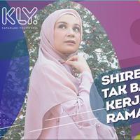 Punya Baby, Shireen Sungkar Kurangi aktifitas selama Bulan Ramadhan