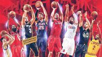 NBA Three Point Contest (NBA.com)