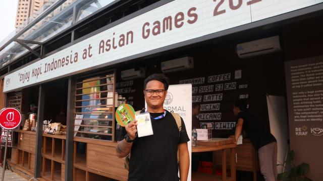 Paviliun Bekraf di Asian Games 2018