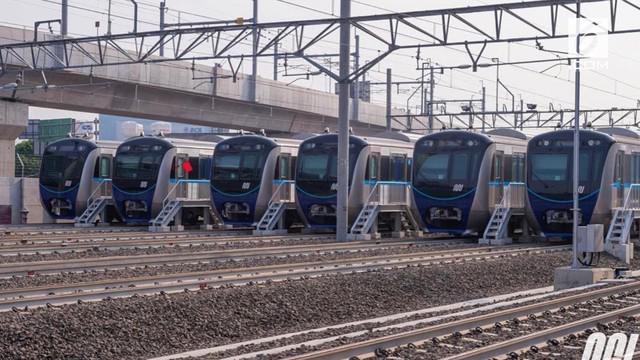 Gubernur DKI Anies Baswedan secara resmi memberi nama kereta MRT dengan nama Ratangga. Apa arti kata Ratangga?