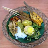 Nasi Campur Bali. foto: grivy.com