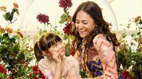 Sienna Ameerah Kasyafani atau akrab disapa Sienna kini telah berusia 6 tahun. Sebagai ibu, Marshanda kerap memprioritaskan waktunya untuk bisa bersama sang anak. (Liputan6.com/IG/@marshanda99)