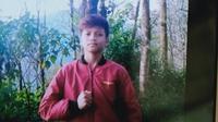 Muhammad Gibran Arrasyid, 14 tahun, pendaki remaja asal Kampung Citangtu, Desa Citangtu, Kecamatan Pangatikan, Garut, Jawa Barat hilang, dalam pendakian di Gunung Guntur, kemarin. (Liputan6.com/Jayadi Supriadin)