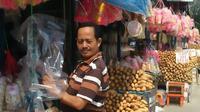 Pedagang Pantura (Merdeka.com/Bram Salam)