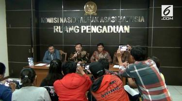Pihak Komnasham mendesak polisi untuk segera menindak tegas kasus penembakan para pekerja pembangunan Trans Papua yang dilakukan oleh Kelompok Kriminal Seperatis Bersenjata.