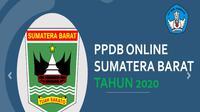 PPDB Online 2020 Sumatera Barat. (Liputan6.com/ Dinas Pendidikan Sumbar)