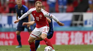 Foto Piala Eropa: 5 Pemain Bintang yang Belum Mencetak Satu Gol pun di Ajang Euro yang Diikutinya, Ada Karim Benzema dan Christian Eriksen