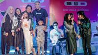Momen Launching Single Shakiena Adik Kiesha Alvaro. (Sumber: Instagram.com/okieagustina_)