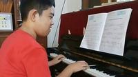 Johans Imaliano Gandana penyandang autisme asal Tangsel. Foto: dok pribadi.