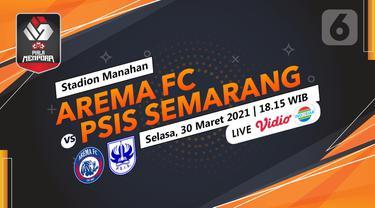 Prediksi Arema FC vs PSIS Semarang