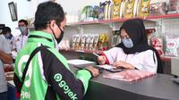 Layanan GoFood dari Gojek Kini Hadir di Pasar Mitra Tani Banten. (Dok. Gojek)