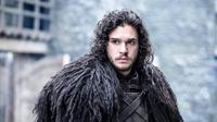 Kit Harrington pemeran Jon Snow di Game of Thrones. foto: EW