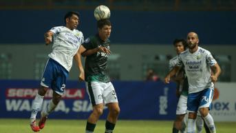 Persib Main Imbang Lagi, Begini Kata Pelatih Persib Bandung