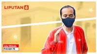 Banner Infografis Warning Jokowi soal Pelanggaran dan Penegakan Hukum. (Liputan6.com/Abdillah)