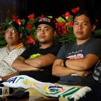 Preskon Wali luncurkan single religi 'Ngantri ke Sorga' (Foto: Deki Prayoga/Bintang.com)