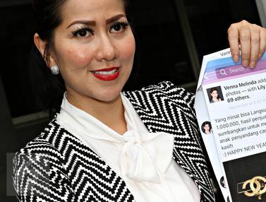 20160104- Venna Melinda Datangi Polda Metro Jaya-Jakarta- Immanuel Antonius