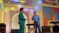 General Manager Mal Ciputra Jakarta, Ferry Irianto, memberikan sedikit komentar dan harapan mengenai perayaan natal di Mal Ciputra Jakarta, Jumat(13/12). (Liputan6.com/Tri Ayu Lutfiani)