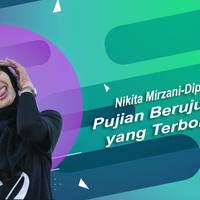 Dulu dipuji-puji, Nikita Mirzani sekarang tak segan bongkar aib Dipo Latief. (Foto: Adrian Putra/Bintang.com Desain: Nurman Abdul Hakim/Bintang.com)