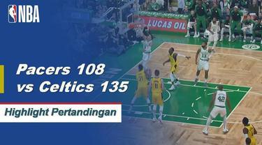 Marcus Morris dan Jaylen Brown masing-masing mencetak 22 poin dan Jayson Tatum 20 poin membawa Celtics mengalahkan Pacers
