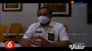 dr. Atok Irawan sebagai Ketua Persatuan Rumah Sakit Indonesia (Persi) dan Direktur RSUD Sidoarjo membantah adanya informasi perihal menggelumbangkan data pasien covid.