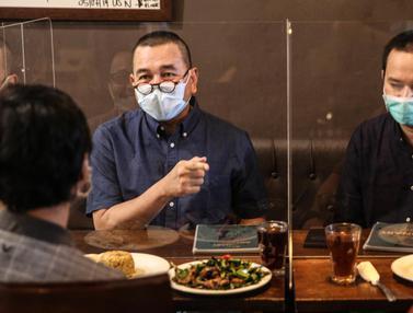 Penerapan Tatanan Normal Baru di Cafe dan Resto
