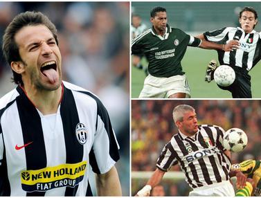 7 Striker Juventus