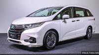 Honda Resmi Luncurkan Odyssey Facelift, Berapa Harganya? (Paultan)