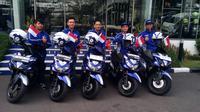 Dimulai pada tanggal 27 September hingga 9 Oktober 2019 mendatang, touring antarnegara itu dilakukan lima bikers asal Vietnam dengan menggunakan tiga Yamaha Freego dan dua Yamaha Aerox.