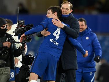 Kegembiraan Thomas Tuchel Antar Chelsea ke Final