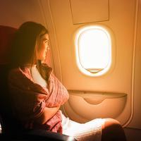 Mencegah jet bloat./Copyright shutterstock.com