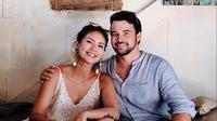 Aline Adita dan James [foto: instagram/aline_adita]