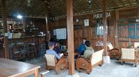 Kafe dan penginapan Purasaba menyediakan kopi-kopi pilihan dengan suasana keramahan Jawa. (Foto: Liputan6.com/Dewi Pattiasina)