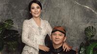 Ahok dan Puput Nastiti Devi (instagram/fdphotographyofficial)