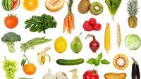 Ingin Berumur Panjang? Makan 10 Porsi Sayur dan Buah Tiap Hari (iStock)