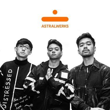 Weird Genius bergabung dengan Astralwerks (Instagram/ weird.genius)