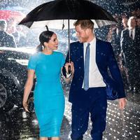 Romantisnya momen Meghan Markle lakukan debut setelah keluar dari Kerajaan Inggris (Foto: instagram/meghan_harry_news)