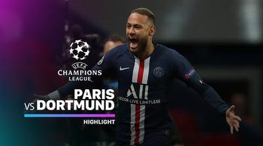 Berita video highlights leg II babak 16 besar Liga Champions 2019-2020 antara PSG melawan Borussia Dortmund yang berakhir dengan skor 2-0 di Parc des Princes, Rabu (11/3/2020).