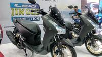 Yamaha secara resmi memperkenalkan tampilan baru Lexi S
