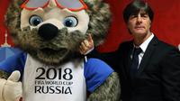 Joachim Low mengantarkan Jerman ke putaran final Piala Dunia 2018. (doc. DFB)