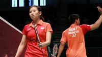 Dua ganda campuran Indonesia, Praveen/Debby dan Riky/Richi bakal berjumpa di babak perempat final.