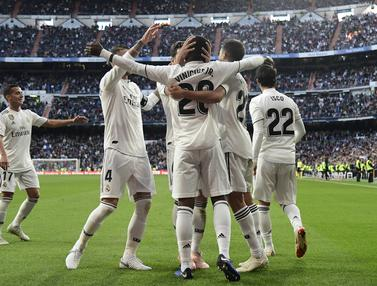 Real Madrid vs Real Valladolid