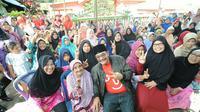 Calon Gubernur Sumatera Utara nomor urut 2 Djarot Saiful Hidayat. (Liputan6.com/Reza Efendi)