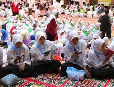 20160623-Peringatan Nuzulul Quran Bersama Ribuan Anak Yatim se-Jakarta-Jakarta