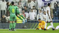 Real Madrid ditantang Real Sociedad pada perempat final Copa del Re (AP Photo/Manu Fernandez)