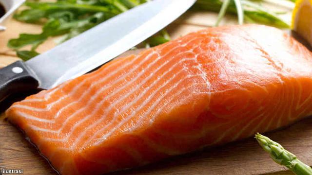 Kenapa Ikan Salmon Bisa Bikin Anak Pintar Health Liputan6 Com