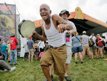 Melihat Keseruan Festival Jazz di New Orleans
