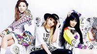 Lagu perpisahan dari 2NE1 rupanya berhasil merajai deretan tangga lagu ternama di beberapa negara.